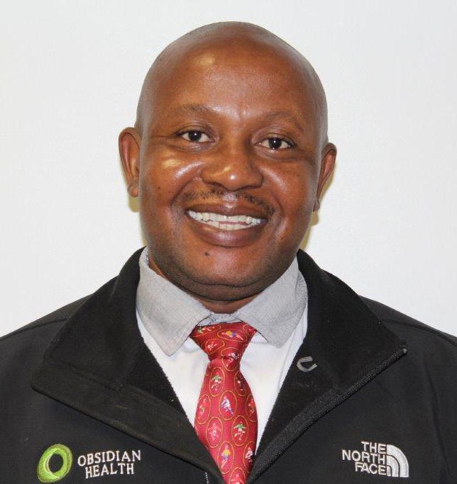 Joseph Munyai - Warehouse Manager